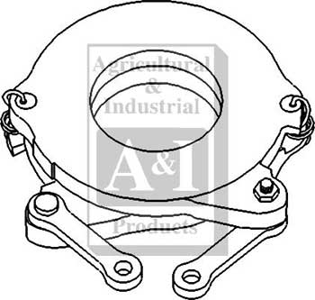 Ut3019 Brake Actuator Replaces 364837r91