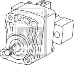 Massey Ferguson 175 Parts Diagram