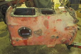 Used Ford Tractor with 5 Speed Transmission Parts (1955 thru