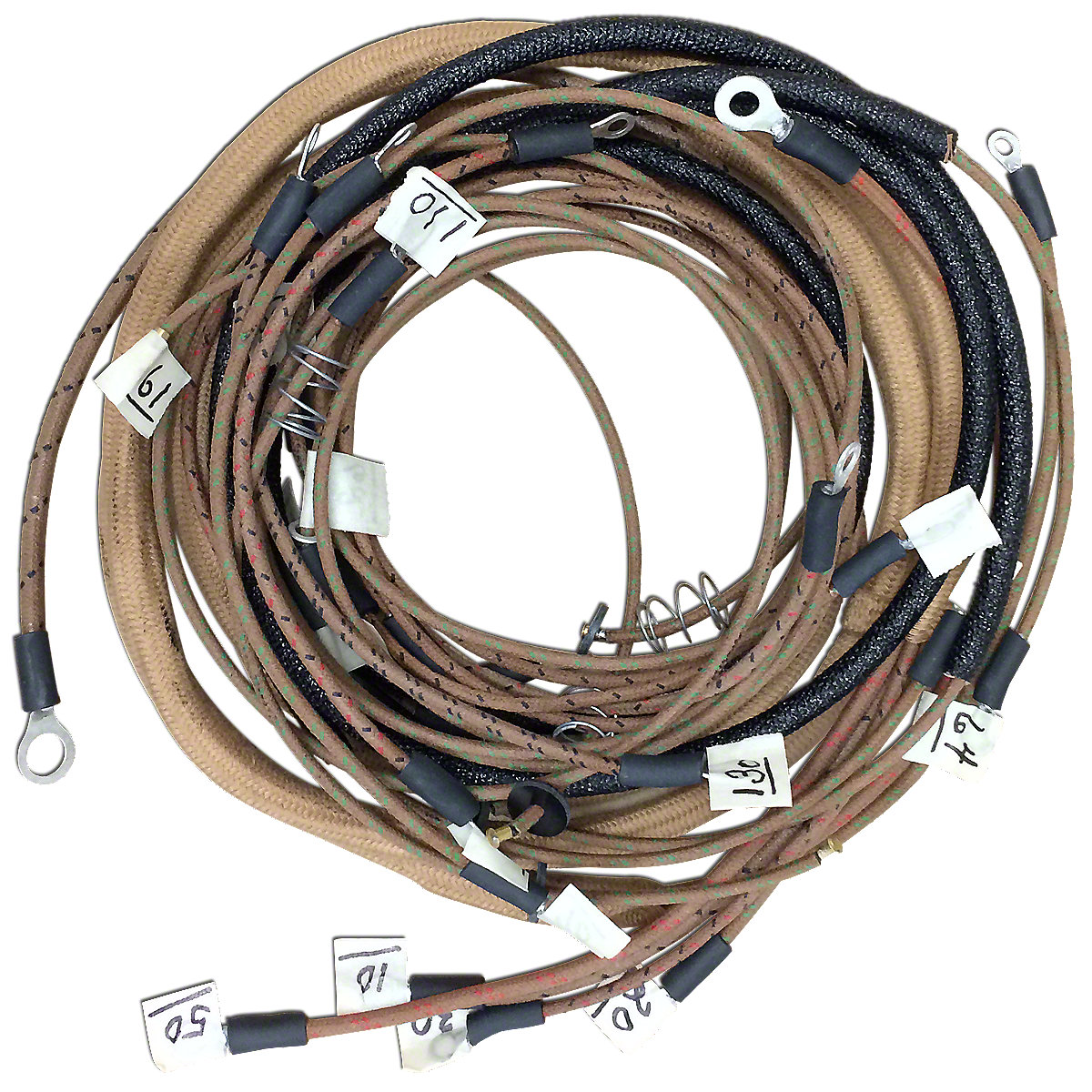 ACR4766 Allis Chalmers WD Main Wiring Harness WD45