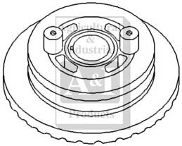 1709 1053 in addition UW30860 Injector New 35833 furthermore Miscellaneous PTO Clutch Driven Plate NEW WN E1657 moreover UJD17753 Crankshaft Pulley Replaces AR58172 101837 together with UT1356 Radiator Replaces 65427C1 7184. on yanmar rims