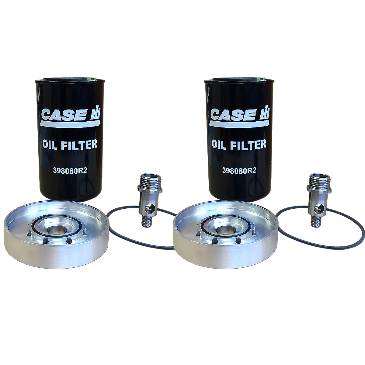 Ut1291 spin on oil filter conversion kit for Kit filtration