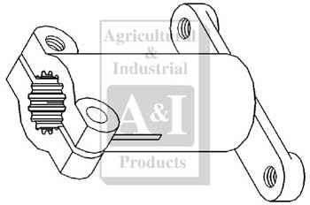 1920 Ford Tractor Hydraulic Pump
