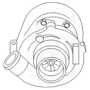 Ford Tractor Turbocharger on wiring diagram for honda gx630