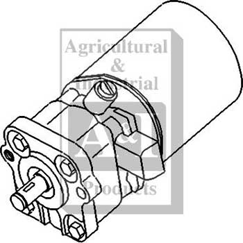 Power Steering Pump 2015